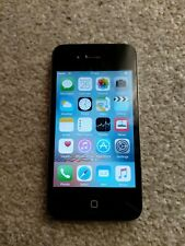 APPLE IPHONE 4 ON O2 NETWORK 12.5GB