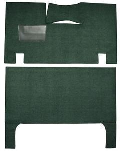 1957-1958 DeSoto Firedome Carpet -Loop  4DR, Sedan, Bench Seat