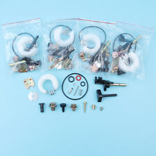 5 Carburetor Carb Rebuild Kit Fit HONDA GX200 GX120 GX160 168F 5.5-6.5hp Engine