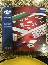 Mahjong 2011 Pavilion Toys R Us Family Game Metal Tin BRAND NEW