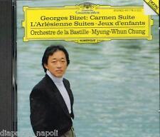 Bizet: L'Arlesienne Suites 1 & 2, Carmen Suite / Myung-Whun Chung, Bastille - CD