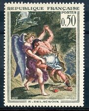PROMO STAMP / TIMBRE FRANCE N° 1376  ** TABLEAUX ART