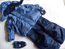 TCM Toller 3in1 Skianzug Schneeanzug Jacke+Hose + Handschuhe Gr.74/80