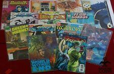Lot of 130+: Assorted Comics: DC, Marvel, Riddler, Flash Gordon, Spider-Man