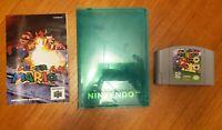 Super Mario 64 NINTENDO 64 TESTED N64