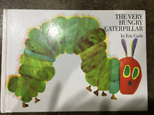 The Very Hungry Caterpillar By Eric Carle Hardcover
