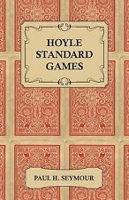 Hoyle Standard Games - Including Latest Laws of Contract Bridge and New Scoring