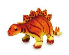 Peluche dinosauro Stegosauro morbido cm 30x15
