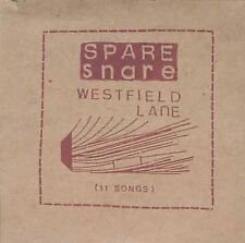 Westfield Lane * by Spare Snare CD SPARE SNARE WESTFIELD LANE