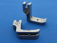 """Industrial Sewing Machine Piping Foot Left Side 1/8"""" FITS, BROTHER, JUKI,  JACK"""