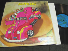 THE MOTHERS of invention Just Another Band From L.A. LP frank zappa rare '72 biz