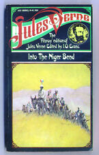 INTO THE NIGER BEND Jules Verne - 1960s Ace paperback
