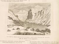 ALBUM ROMA 1855 MONTAGNE SVIZZERA GRIGIONI UMORISMO