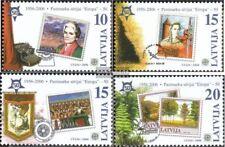 lettonie 652-655 (complète edition) neuf avec gomme originale 2006 Europe