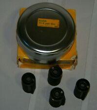 Pentax Brass Film Cassettes / Kodak Tri-X Pan Film