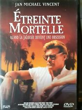 C38 / DVD THRILLER ETREINTE MORTELLE Jan Michaël VINCENT