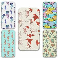 For iPhone 6 6s Flip Case Cover Marine Group 4