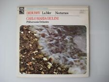 Debussy - La Mer - Nocturnes - Vinyl Record Album LP - SXLP30146 - 1963