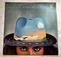 LOREDANA BERTE' LP LOREDANABERTE' 33 GIRI VINYL 1980 ITALY CGD 20209 NM/NM