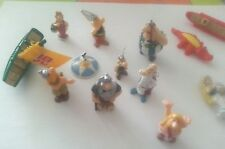 Lot de Figurines ASTERIX  Plastoy collection Jacquot (obélix, idéfix, falbala, P