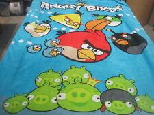 Angry Birds Thick Fleece Blanket 4x6