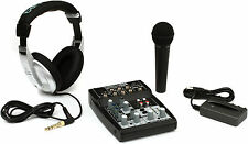 Behringer PODCASTUDIO USB Podcast Kit Full Recording Starter Studio w/ FAST SHIP