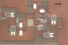 C.S. lx253 NEW Linear Electronics 60w FM 88-108mhz 145-146mhz LX 253