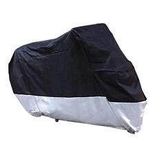 L Waterproof Rain Motorcycle Cover For Suzuki Sport Bike GSXR 600 750 1000 1100