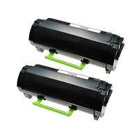 2PK Cartridge  51B1000 for Lexmark MS317 417 517 617 MX 317 417 517 617 2.5K