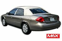 FTFD213 2000-2005 Ford Taurus POLISHED Stainless Steel Fender Trim