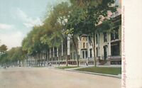 SARATOGA SPRINGS NY – United States and Worden Hotels - udb (pre 1908)