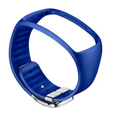 Samsung SM-R750 Galaxy Gear S Basic Color Strap ET-SR750 Blue Genuine New