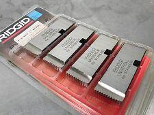 RIDGID 47790 Threading Machine Dies, Right-Handed High-Speed NPT Stainless Steel