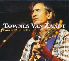 SEALED NEW CD Townes Van Zandt - Poncho And Lefty