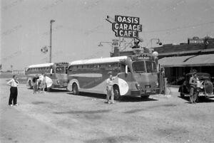 Negativ-OASIS-Garage-Cafe-Bus-Car-Highway-USA-United-States-1930s-6
