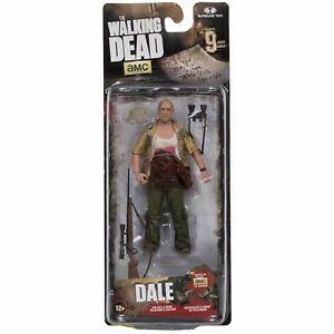 Walking Dead Dale Horvath Series 9 Action Figure Death Scene Exclusive MOC