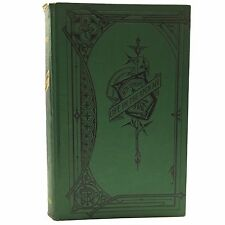 1873 LIFE IN THE OPEN AIR by Theodore Winthrop Antique Book Victorian Binding