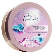 Bath & Body Works Be Enchanted Ultra Shea Body Butter  - RETIRED - 7 oz ea