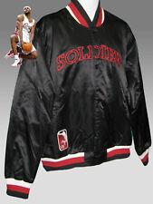 Nike Mens Lebron James Soldier Varsity Style Basketball Jackets L