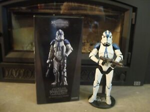 sideshow collectibles star wars 501st clone trooper militaries of star wars line
