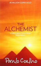 The Alchemist New Paperback Book Paulo Coelho