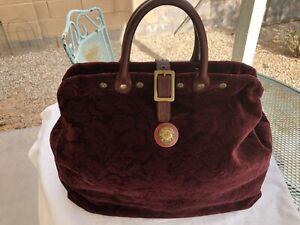 The Victorian Traveler Carpetbag Carpet Bag Made in USA Satchel Handbag Luggage