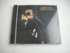 JOHN CALE – SLOW DAZZLE, CD ORIGINALE, anno 1975