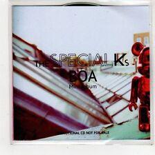(FV26) The Special Ks, BOA - 2011 DJ CD