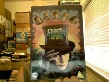 Charlie And The Chocolate Factory Johnny Depp DVD