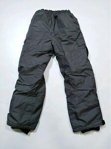 Rawik gray snow pants ski pants unisex kids  juniors Large