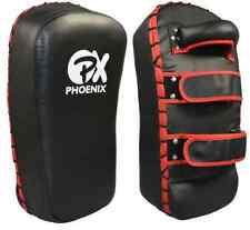 Phénix-bras-makiwara. véritable cuir. taille 20x42x10 CM. Muay thai, etc. patte. paos