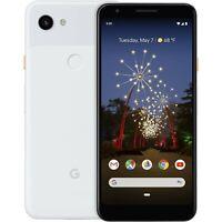 Google Pixel 3, 3A, 3A XL 64GB - (Certified Refurbished)  GSM + CDMA Unlocked