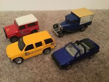 Matchbox Vintage Kellogg's, Land Rover, Truck, Car - Brand New