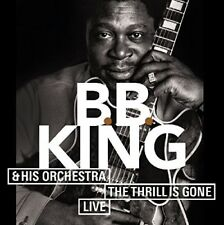 B.B. King - Thrill Is Gone: Live [New CD] Holland - Import